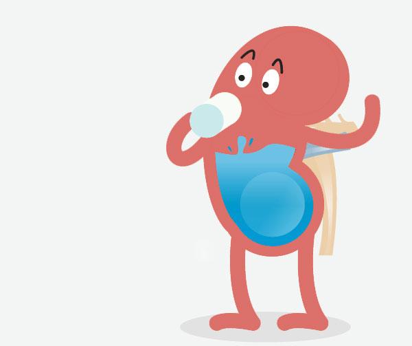 10 Warning Signs Kidneys send to human body