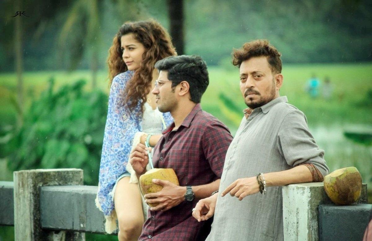 newly released movie Karwaan