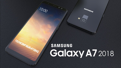 buy popular 2410a 322e2 Samsung Galaxy A7 2018 launched with triple rear cameras