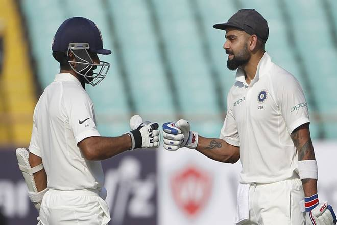 India vs West Indies: First Test Day 2, West Indies lags behind