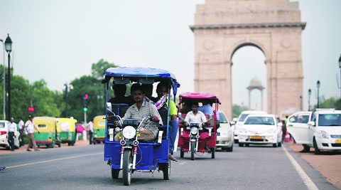 Automobile Sector is changing and e-Rickshaws have a major role to play