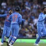 India Vs Australia 3rd T20