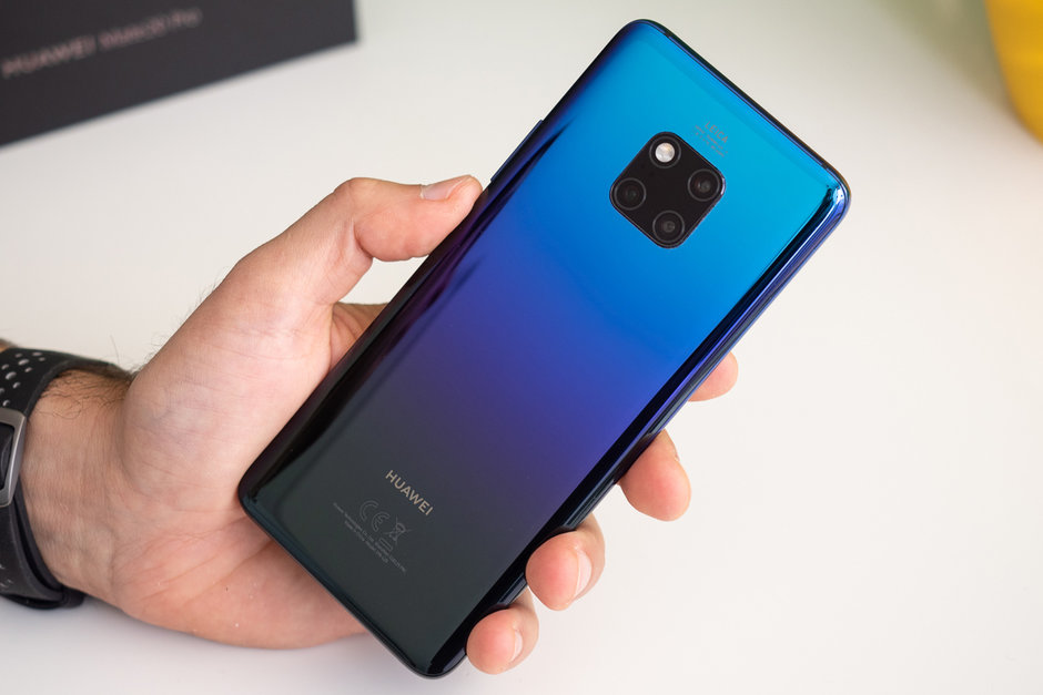 Huawei Mate 20 Pro Specifications