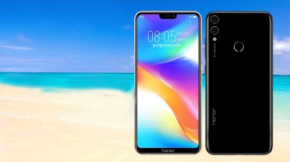 Honor 8C full specifications