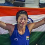 MC Mary Kom creates history