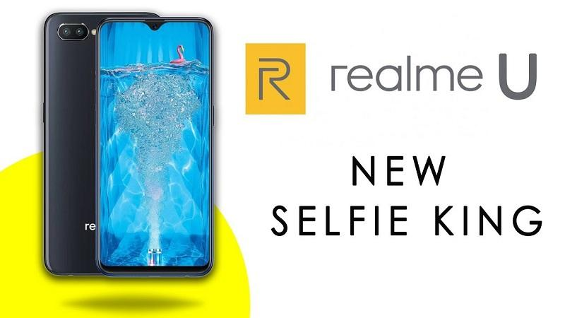 Realme U1 to be the first smartphone in the world featuring Mediatek Helio P70