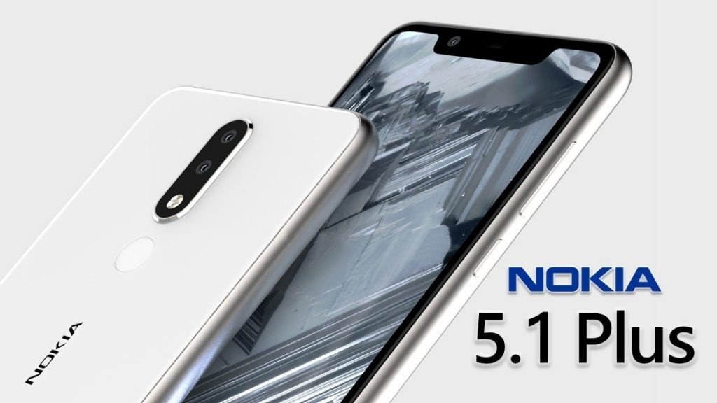 Top 5 Budget Oriented Smartphones - Nokia 5.1 plus