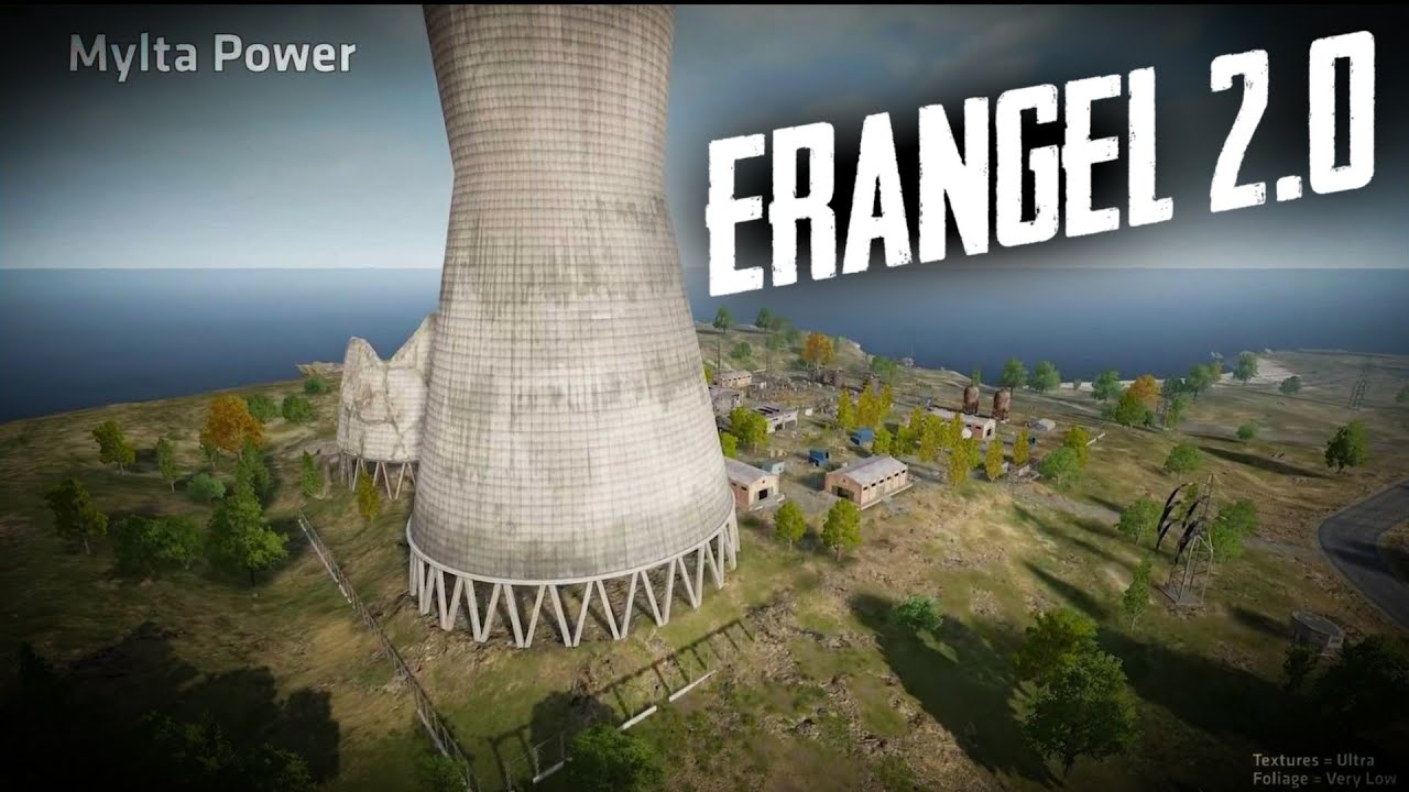 Erangel 2 0 coming to Pubg Mobile: Know details